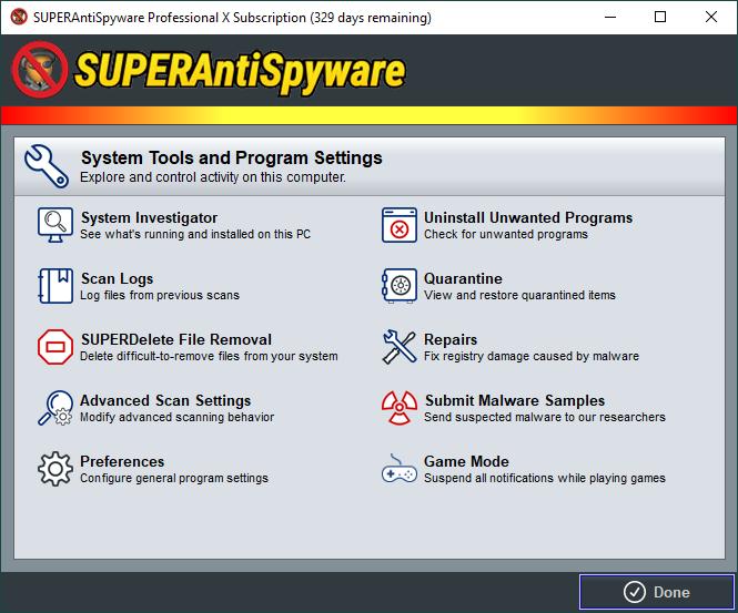 SUPERAntiSpyware Professional (X) Crack + Registration Key 2021