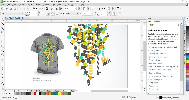 Corel Draw x7 Full Crack + Keygen 2021 [Latest] free download