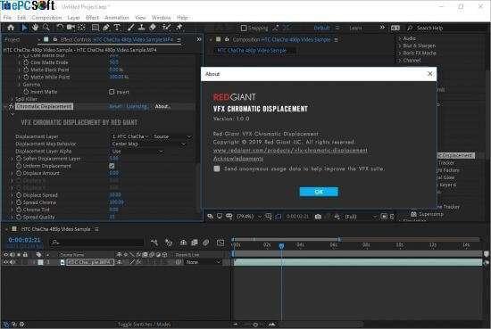 Red Giant VFX Suite Crack + License Key 2021 [Latest Version]