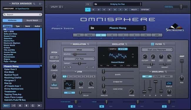 Spectrasonics Omnisphere Crack + Serial Key 2021 [Latest]