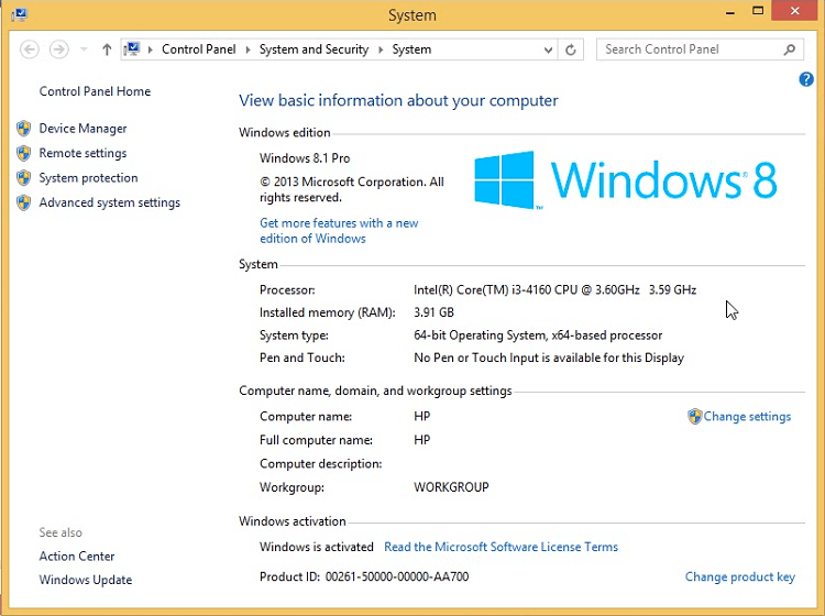Windows 8.1 Activator Crack + Product Key [Latest] Free Download
